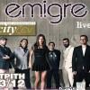 Οι EMIGRE μιλούν αποκλειστικά στο Ακρόαμα 94,6 !!!