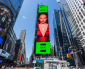 Έλενα Τσαγκρινού: μπήκε σε billboard στην Times Square!  Νέα διεθνής διάκριση μετά την εντυπωσιακή εμφάνιση στη Eurovision